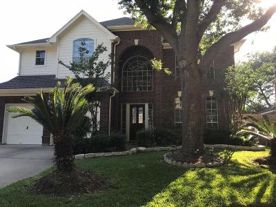 Sugar Land Single Family Home For Sale: 1710 Abellfield Lane