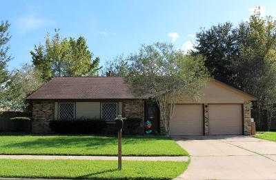 Pearland Single Family Home For Sale: 1908 Meadow Creek Drive