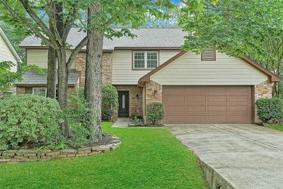 The Woodlands Single Family Home For Sale: 67 Hickory Oak Drive