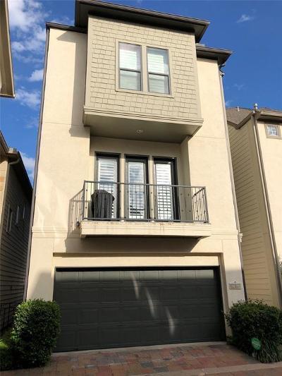 Houston Single Family Home For Sale: 1114 Sherwood Trail