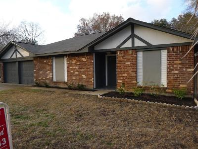 Cypress Single Family Home For Sale: 14202 Bella Drive