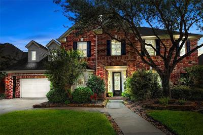 Kingwood Single Family Home For Sale: 7507 Prairie Oak Trail