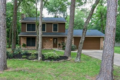 Spring Single Family Home For Sale: 2104 W Lacey Oak Circle