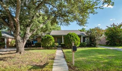 Houston Single Family Home For Sale: 11407 Stroud Drive