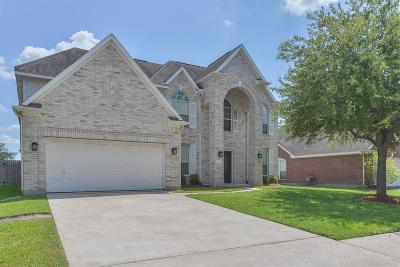 Deer Park Single Family Home For Sale: 1621 N Yellowstone Drive