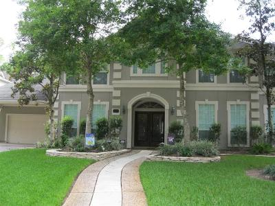 Houston Single Family Home For Sale: 19526 Tamarack Way