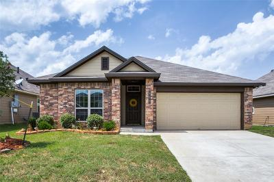 Conroe Single Family Home For Sale: 968 Oak Falls Drive