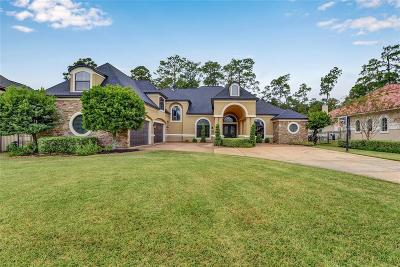 Spring Single Family Home For Sale: 6511 Augusta Pines Parkway E