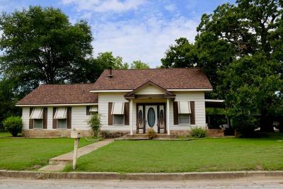 Navasota Single Family Home For Sale: 521 Brosig Avenue