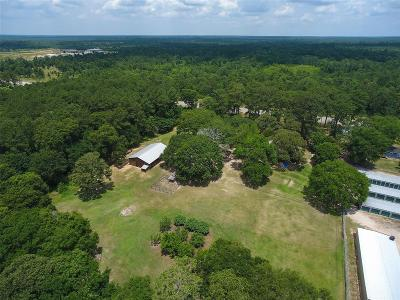 Magnolia Single Family Home For Sale: 24815 Fm 1488 Road