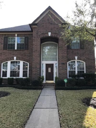 Missouri City Single Family Home For Sale: 4631 Forest Home Drive