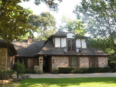 Montgomery Single Family Home For Sale: 88 April Wind Drive S