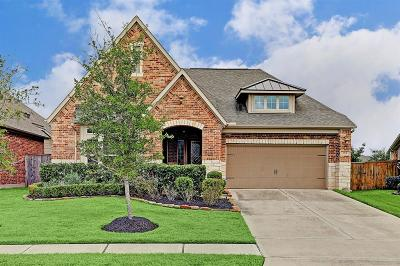 Friendswood Single Family Home For Sale: 713 Victory Terrace Lane