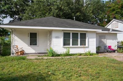 Houston Single Family Home For Sale: 3206 Winbern Street