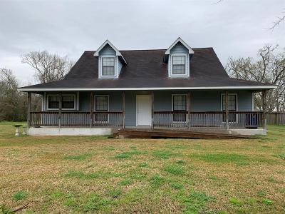Dickinson Single Family Home For Sale: 5115 39th Street
