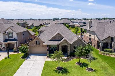 Tomball Single Family Home For Sale: 18602 Hardy Trace Drive