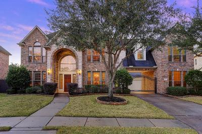 Humble Single Family Home For Sale: 14323 Horizon Falls Lane