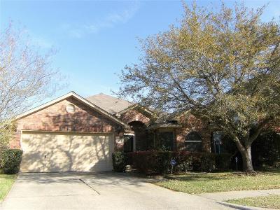 Kingwood Single Family Home For Sale: 26892 Castlecliff Lane