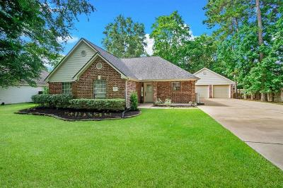Magnolia Single Family Home For Sale: 6403 Cypress Way Drive