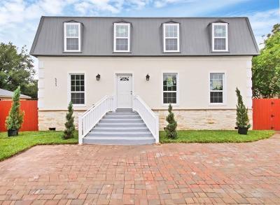 Houston Single Family Home For Sale: 6023 W Bellfort Street