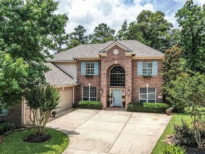 The Woodlands Single Family Home For Sale: 151 W Slatestone Circle