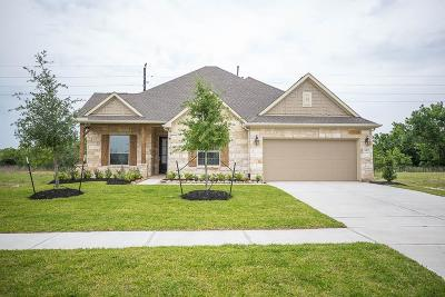 Manvel Single Family Home For Sale: 3413 Flagstone Drive