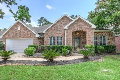 Tomball Single Family Home For Sale: 18511 Cascade Timbers Lane