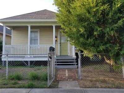 Galveston Rental For Rent: 3702 Avenue O Street