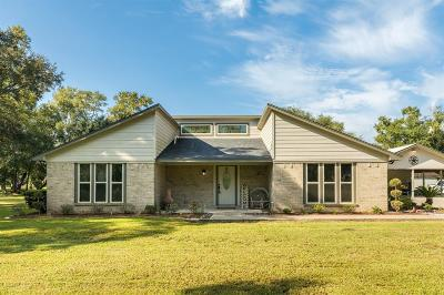 Sweeny Single Family Home For Sale: 7208 County Road 683c