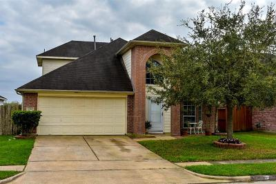 Alvin Single Family Home For Sale: 1097 Lasso Court