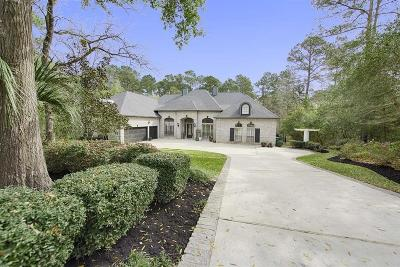 Conroe Single Family Home For Sale: 6106 Canyon Creek