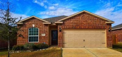 Hockley Single Family Home For Sale: 22710 Tabberts Way