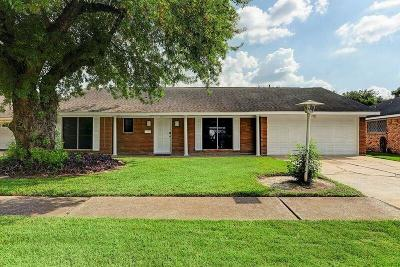 Houston TX Single Family Home For Sale: $217,900