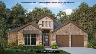 New Caney Single Family Home For Sale: 23617 Crossworth Drive