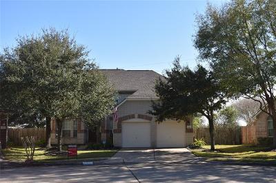 Katy Single Family Home For Sale: 21503 Wittman Lane