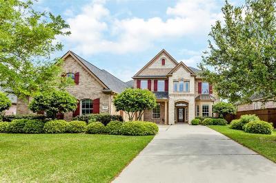 Fulshear Single Family Home For Sale: 5907 Fulshear Plantation Drive