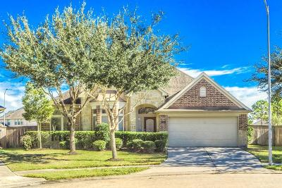 Pearland Single Family Home For Sale: 2307 Seabreeze Lane