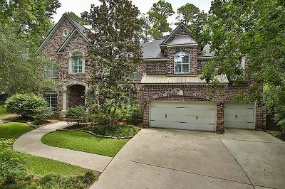 Tomball Single Family Home For Sale: 13307 Timberwild Court