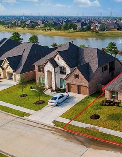 Pearland Single Family Home For Sale: 13446 Swift Creek Drive