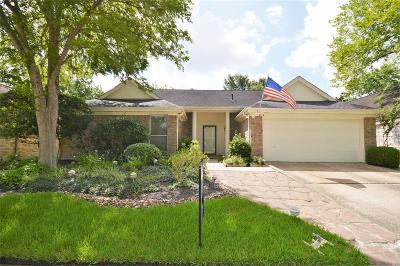 Friendswood Single Family Home For Sale: 4719 Wynnview Drive