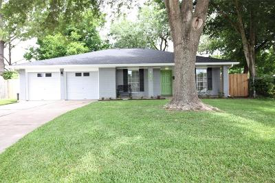 Pearland Single Family Home For Sale: 5703 Apple Springs Drive