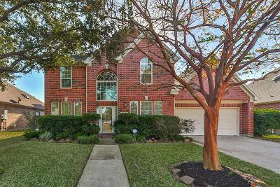 Pearland Single Family Home For Sale: 2601 Piney Woods Drive