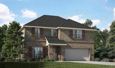 Crosby Single Family Home For Sale: 15714 E Chamfer Way