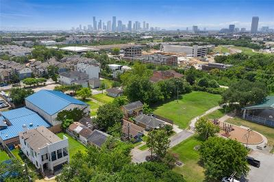 Houston Single Family Home For Sale: 730 Lawrence Street