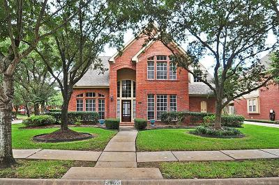Sugar Land Single Family Home For Sale: 5803 Pendelton Place Drive