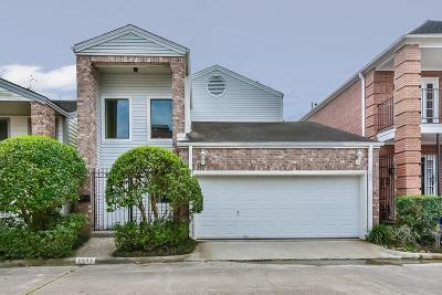 Houston Single Family Home For Sale: 9503 Bayou Brook Street
