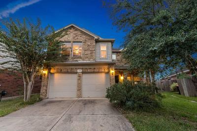 Missouri City Single Family Home For Sale: 5706 Trinity Oaks