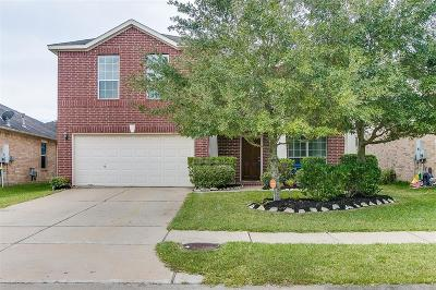 Pearland Single Family Home For Sale: 2622 Emerald Springs Court