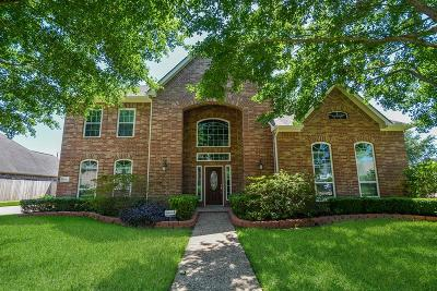 Katy Single Family Home For Sale: 19943 Sky Hollow Lane