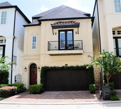 Houston Single Family Home For Sale: 1810 Wrenwood Lakes
